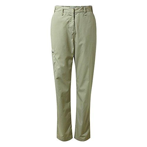 Craghoppers Femme Cwj1157s Kiwi II Pantalon XXL Bush Green