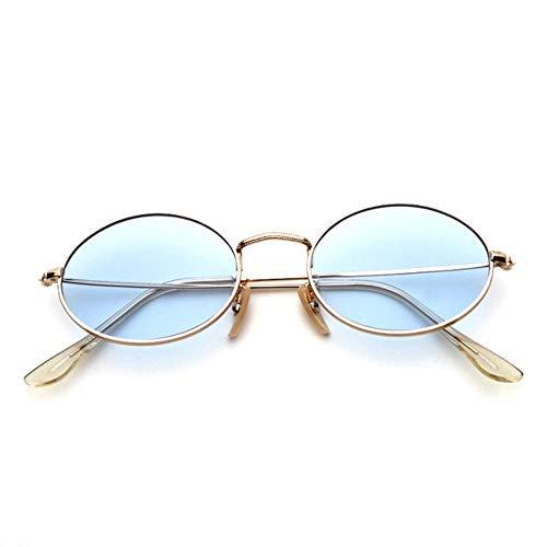 UKKD Gafas de sol Polígono Marco Metal Gafas De Sol Cuadradas Mujeres Clásico Vintage Piloto Gafas De Sol Gafas De Sol Gafas De Sol