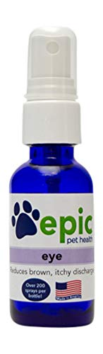 Top 10 best selling list for supplements for brown eye discharge dogs