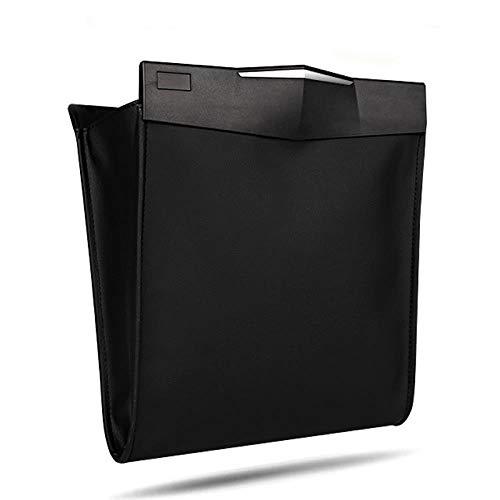 XLSQW auto vuilnisbak, waterdicht en lekvrij vuilnisbak, kan worden opgehangen opvouwbare automatische vuilnisbak