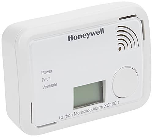Honeywell XC100D, Rilevatore di monossido di carbonio