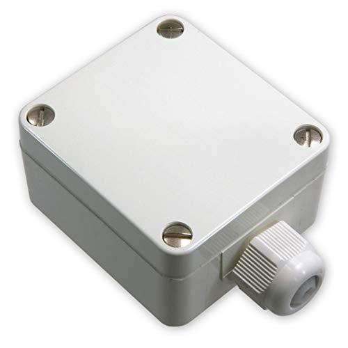 Aussentemperatur-Messumformer, Aussenfühler Aktiv, 0-10V oder 4-20mA Ausgang