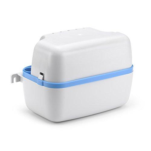 SFA Kondensatpumpe SaniCondens PRO, Kondensathebeanlage für Klimaanlage, Kühl- und Gefriertruhe, mit integrierter Rückschlagklappe und Überlaufsicherungsschalter, 0046