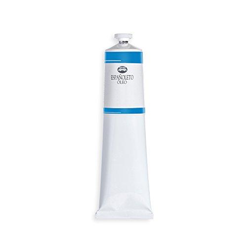 Lienzos Levante Óleo Españoleto, Tubo de 200 ml, 353 Azul Celeste Claro