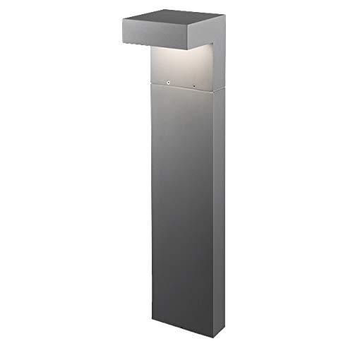 Whisky vloerlamp in grijs/grijs/titanium | handwerk kwaliteit van Duitse makelij | Design functioneel dimbaar | buitenlamp