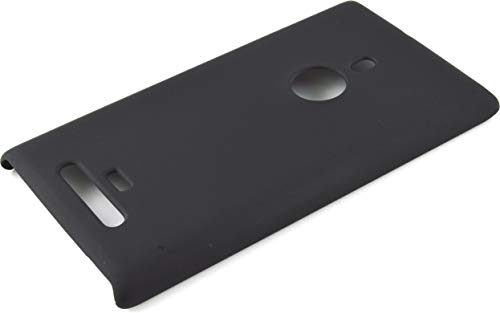 MicroMobile Cover Nokia Lumia 925 Hard Black, MSPP2947 (Black)