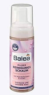 Balea face Cleansing foam mild (Vegan), 150 ml