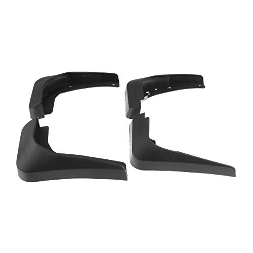 A-Premium Mud Flaps Splash Guards Compatible with Audi A3 A3 Quattro 2015-2019 Rear and Front Only Fit Sedan 4-PC