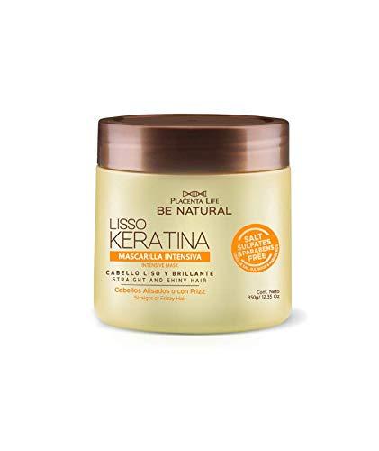 Be Natural - Mascarilla Lisso Keratina 350ml
