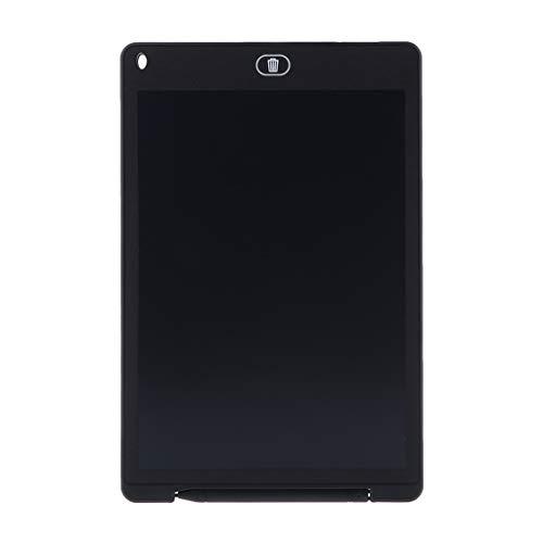 LOVIVER Grandes 12 Pulgadas LCD E-Writer Tablet Escritura Dibujo Memo Mensaje Regalos - Negro