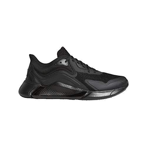 adidas Edge XT, Zapatillas de Running Hombre, NEGBÁS/NEGBÁS/NEGBÁS, 47 1/3 EU