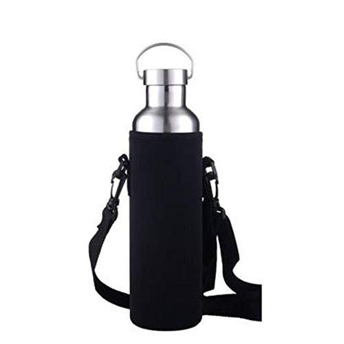 RUGF Borraccia Isolata Sahara Sailor Borraccia Antiscivolo in Metallo Non Traspirante Senza BPA Borraccia in Acciaio Inossidabile A Doppia Parete 750 Ml / 25 Once Fredda,B