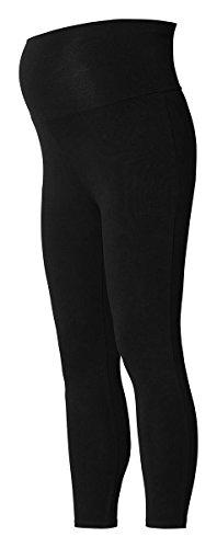 ESPRIT Maternity Leggings Cotton/Mix Damen Umstandsmode Strümpfe/ Strumpfhose M84101-schwarz-XS/M