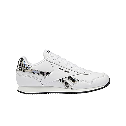 Reebok Royal CLJOG 3.0, Zapatillas de Running Mujer, FTWBLA/FTWBLA/Negro, 39 EU