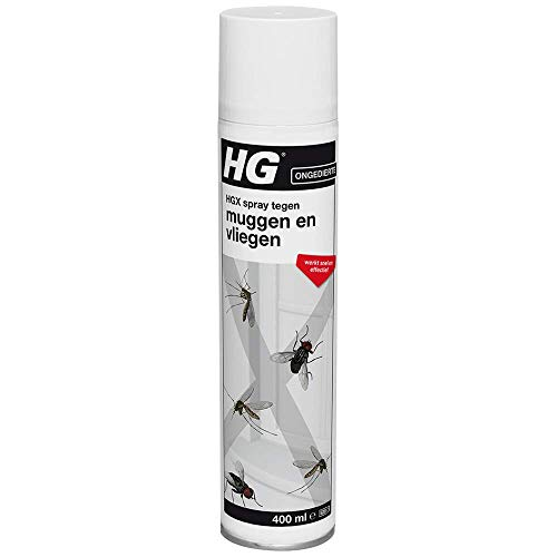 HG Spray Tegen Muggen 0,4L