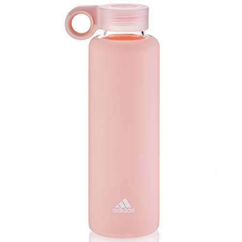 adidas Botella de Agua de Cristal