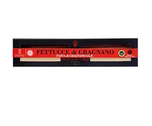 Pastificio dei Campi Fettucce di Gragnano 500 g – breiter als Linguine, der Name dieser Form kommt...