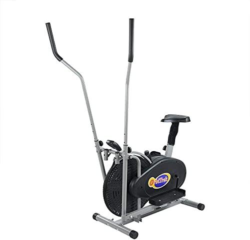 FC Máquina elíptica Equipo de Fitness Bicicleta de Ejercicio Cardiovascular Bicicleta elíptica de Interior Máquina elíptica de Interior