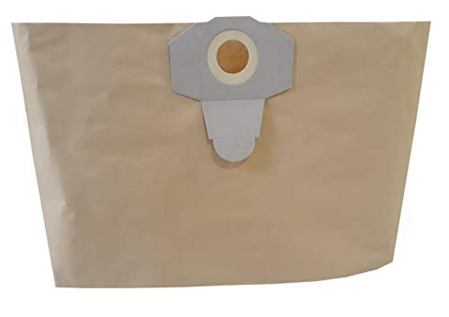 Bolsa de aspiradora para Aquavac/Goblin Gusty 30 / PRO 350 - Bolsa de 5 bolsas de papel