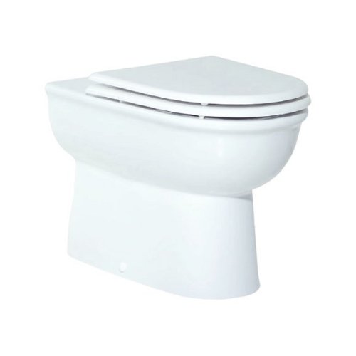 CELINO BACK TO WALL ALL IN ONE COMBINED BIDET TOILET WITH SOFT CLOSE SEAT