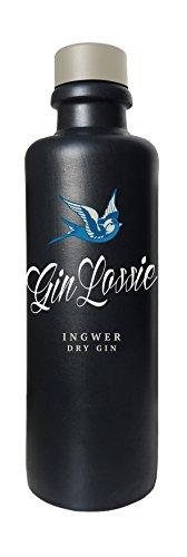 Gin Lossie -Ingwer Gin - 44% Vol. (1 x 0.2 l)