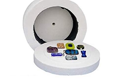 Horno de microondas profesional grande para fusión de vidrio