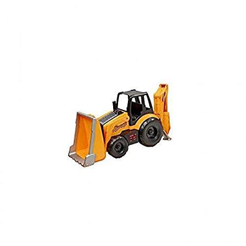 K's Kids Cat véhicule de travaux publics et Construction Job Site Machine Backhoe