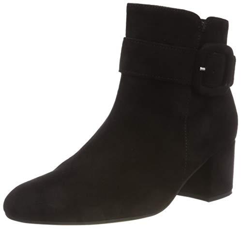 Gabor Shoes Damen Fashion Stiefeletten, Schwarz (Schwarz 17), 37.5 EU