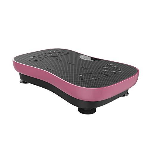Kracht Vibration Plate, trilplaat Trainer, met Display, 99 Speed Levels, Magnetic Massage, 120 kg laadvermogen, voor thuis, kantoor en Gym