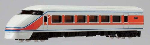 N gauge train NO.57 Tobu Spacia \
