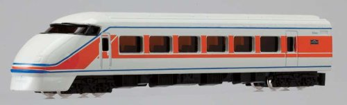 N gauge train NO.57 Tobu Spacia \
