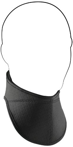 Zanheadgear ANP114 Neoprene Airsoft Neck Protector, Black