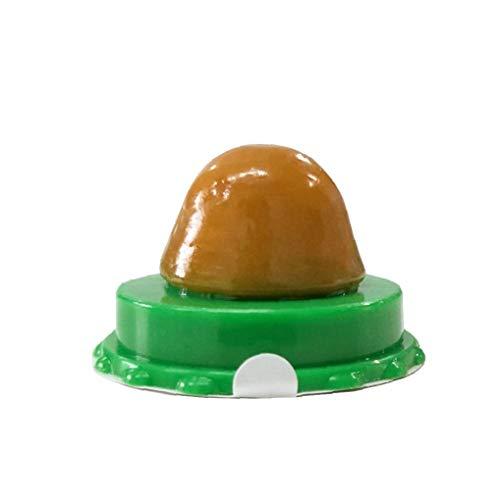 IUwnHceE Kreative Katzen-leckerli Zuckerkugel Katzensnacks Süßigkeit Lecken Feste Ernährung Gel Energie-Kugel-Spielzeug Für Katzen 1pc