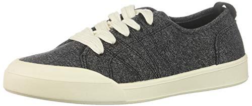 Madden Girl Women's DOT Sneaker, Black/Multi, 6.5 M US