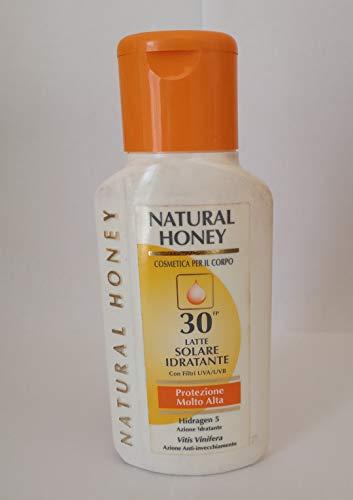 Natural Honey très haute protection 30 fp 200 ml