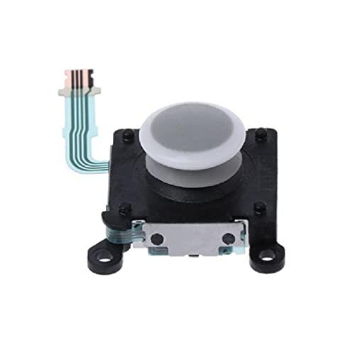 Hero-s – Botón 3D izquierdo derecho, control analógico, reemplazo del palillo de mando de control, compatible con PSV 2000, controlador de palanca de mando analógico 3D, parte basculante Joypad