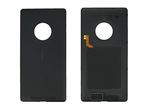 Copribatteria originale Nokia Lumia 830nero con Qi–00812N3