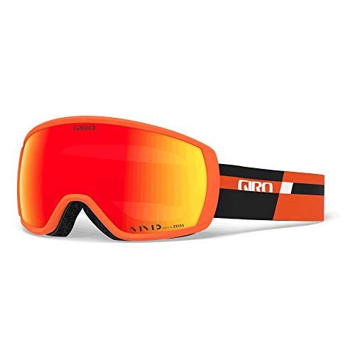 Giro Masque de ski Balance Noir, taille unique – Couleur orange noir Podium – Vivid Ember