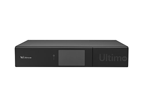 VU+ Ultimo 4K 1x DVB-C FBC Tuner Kabelreceiver (PVR ready, Linux Receiver, Ultra High Definition 2160p)