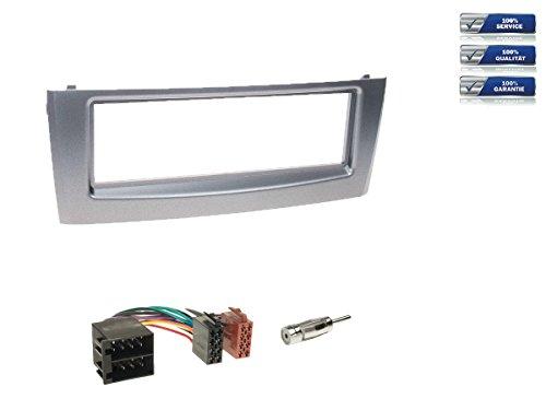 Kit complet de montage autoradio 1 DIN pour Fiat Grande Punto/Linea (type 199/323)