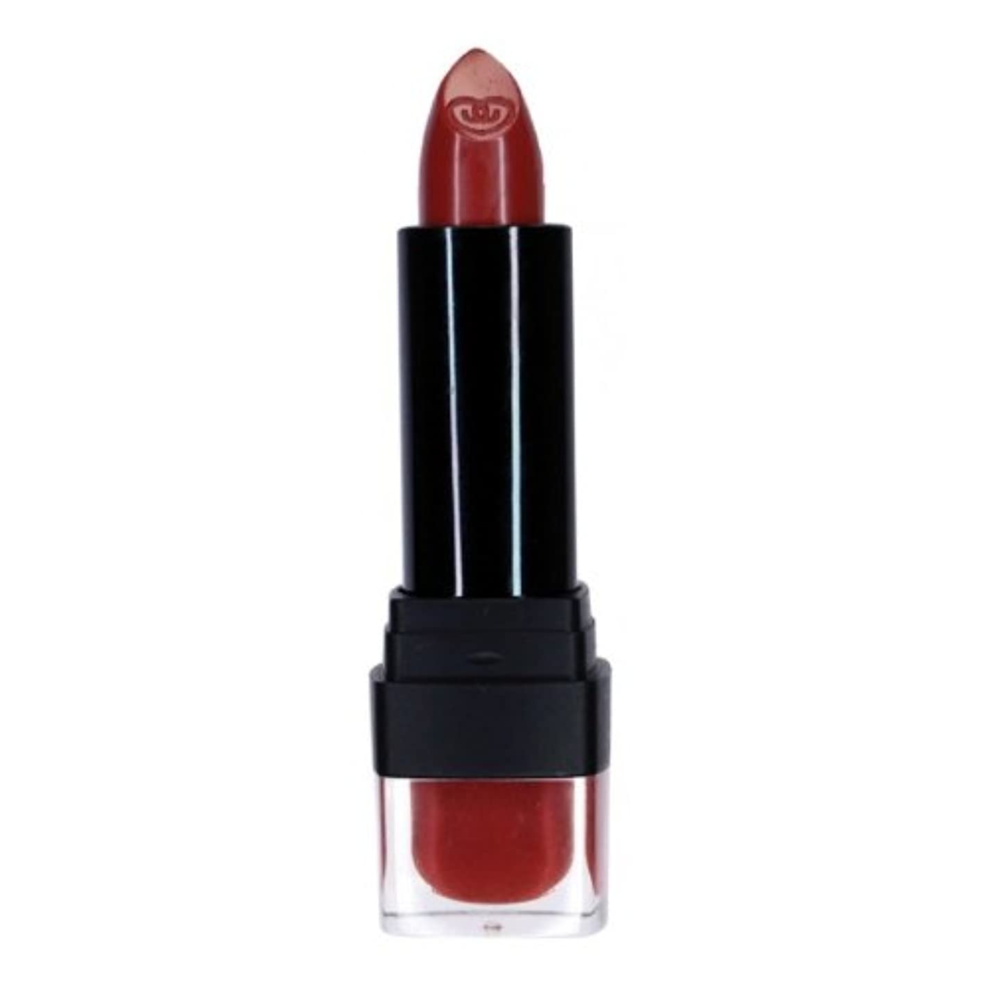 直感調査偽造(3 Pack) CITY COLOR City Chick Lipstick - Midnight Kiss (並行輸入品)