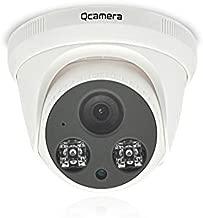 Q-camera Dome Security Camera 1080P 2MP 4 in 1 TVI/CVI/AHD/CVBS 1/2.9