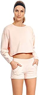 Casaco Cropped Extreme Boost - Rosa - LIVE!