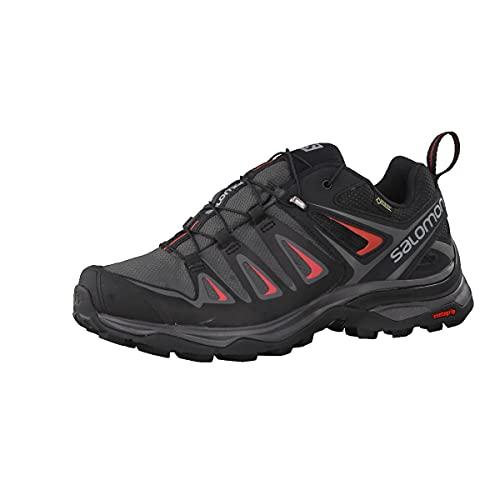 Salomon X Ultra 3 GTX W, Zapatos de Escalada Mujer, Magnet, 37 1/3 EU