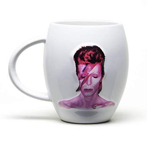 Taza de cerámica David Bowie