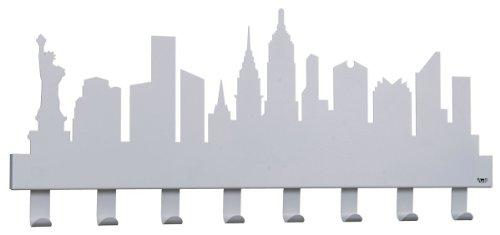 New York Porte-manteau en aluminium