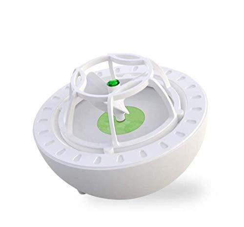 Xiao Tian Lave-Linge à ultrasons, Mini-Lave-Vaisselle, Petit Nettoyeur à Chargement électrique (Color : Green)