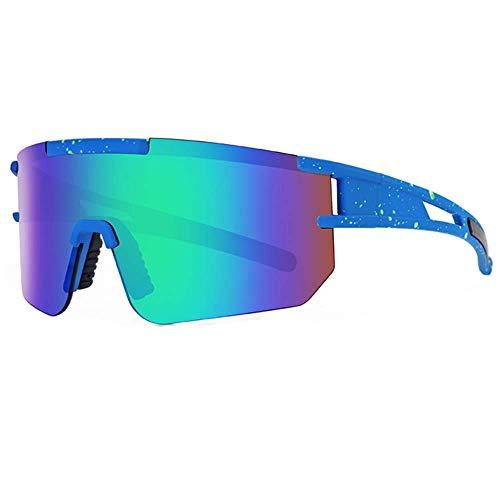 Gafas polarizadoras Haojirui UV400 para múltiples propósitos, adecuadas para ciclismo, correr, conducir, golf, escalada, senderismo y otras escenas