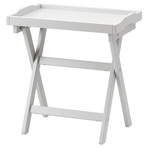 IKEA MARYD トレイテーブル グレー 58x38x58 cm