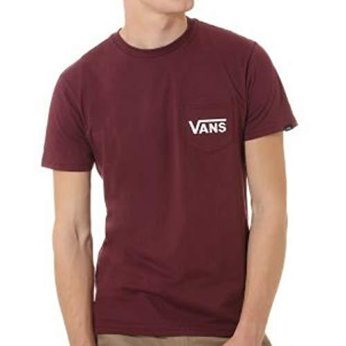 Vans Camiseta Otw Classic Burdeos S (Small)